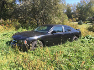 2006 Dodge Charger R/T Sedan for parts