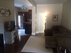 Beautiful and spacious upper 2 bedroom plus a study