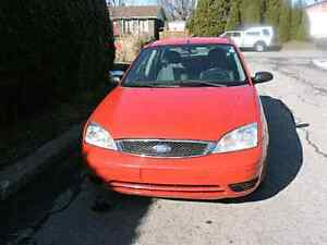 Ford Focus LOW KMS!!!