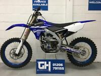 USED 2018 YAMAHA YZ250F   EXCELLENT CONDITION   STANDARD CONDITION
