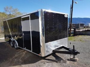 ***Save up to $500 off on our 8.5' x 20' Cargo Trailers In Stock
