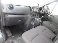 2018 Vauxhall Vivaro Vivaro Dcab Ltd Ed Nav Panel Van