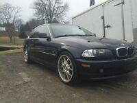 2000 BMW 323ci certified and e tested