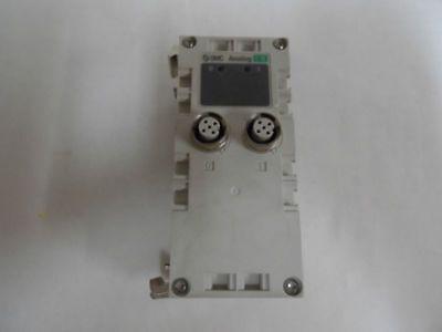 Smc Ex600-axa Pneumatic Manifold Digital Input Module 24vdc Class 2 Chan 2a