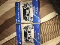 Playstation 4 Controller (Urban Camo) (NEW)