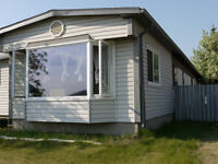 Mobile Home-You just need to move it.
