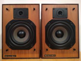 Audiophile Speakers, Mordaunt-Short MS 100