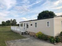 Bargain static caravan for sale River Trent