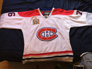 Large P.K Subban Canadians jersey 100 OBO