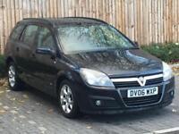 2006 '06' Vauxhall Astra 1.6i 16v SXi, 5 Door Estate, Petrol.