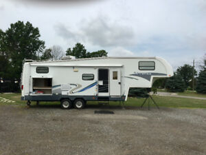 2006 Glendale Titanium 36 ft 5th Wheel RV