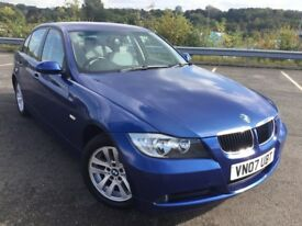 BMW 318 318i SE CHECK OUT OUR YOUTUBE VIDEO PREVIEW FOR THIS CAR (blue) 2007