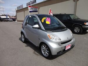 2008 Smart Fortwo Passion Coupe (2 door) E-TESTED & CERT