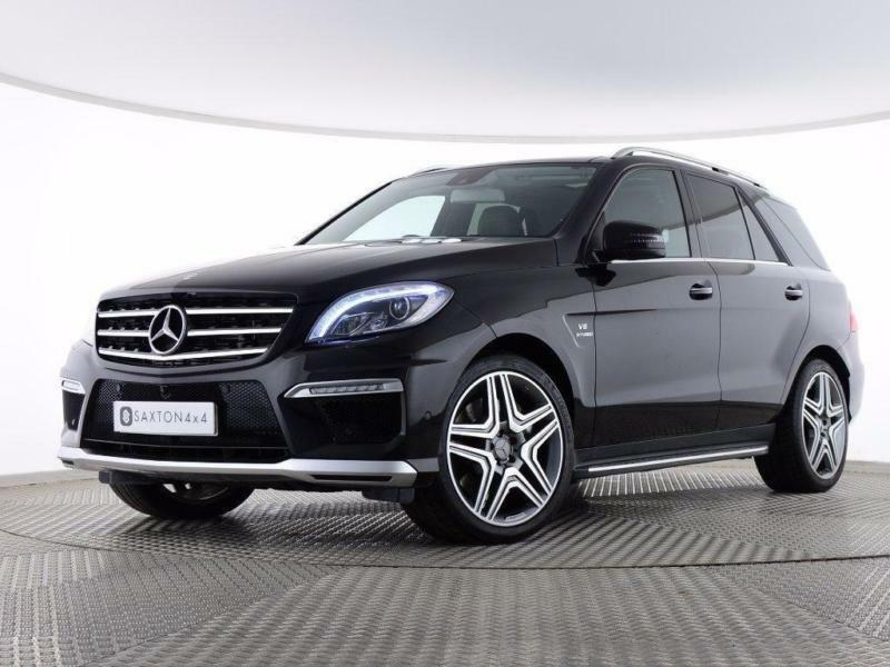 2015 Mercedes-Benz M Class 5.5 ML63 AMG Speedshift Plus 7G-Tronic 4-MATIC