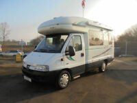 Auto Sleeper Executive 2 Berth LOW MILEAGE Motorhome For Sale