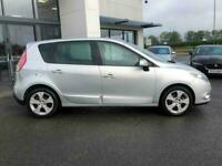 2011 61 Silver Scenic Dynamique Tom Tom Nav 5 Seater People Carrier Cheap Car!!