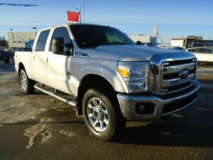 2015 Ford Super Duty F-350 SRW Lariat FX4 w/Navigation, Heated &