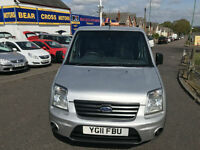 FORD TRANSIT CONNECT 1.8TDCi ( 90PS ) T220 SWB TREND