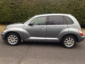 2008 Chrysler PT Cruiser LS tres propre A1 no rust  ac chrom tim