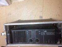 Peavey CS1000X power amplifier