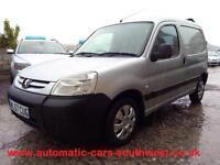 2007 Peugeot Partner 1.6HDi 75bhp 600LX