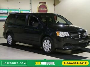 2015 Dodge Caravan Canada Value Package A/C
