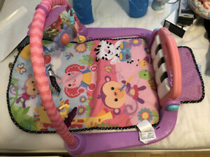 **Baby items( Swing, Musical Mobile, GYM)**