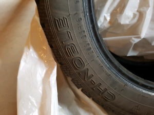 205 55R16 Winter tires; Zambonee z88 CH-Noble Studded tires -