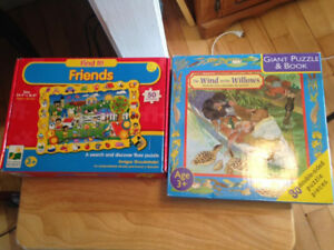 Floor Puzzles/Story Book