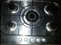 BOSCH GAS HOB 5 BURNER MATCHING ELECTRIC DOUBLE OVEN DELIVERY AVAILABLE