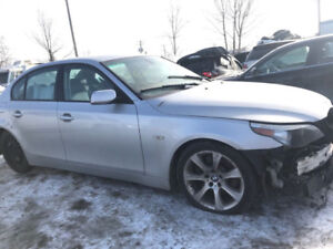 2004 BMW 545i for parts