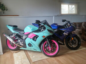 YAMAHA R6 PRICE DROP TRADES
