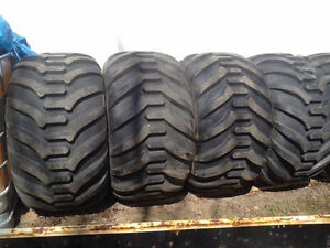 FLOATER TIRES PERFECT FOR YOUR SILAGE TRUCKS! Edmonton Edmonton Area image 3