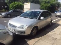 Ford Focus Ghia Mot and tax 73,000 miles