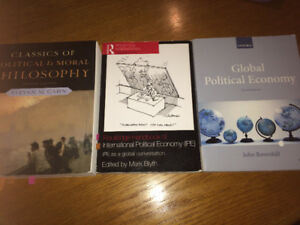 Politics Textbooks ONLY $15 EACH!