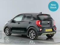 2018 Kia Picanto 1.25 X-Line 5dr Auto HATCHBACK Petrol Automatic