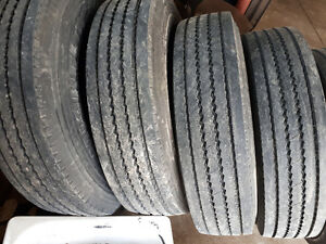 REDUCED  Used RV tires