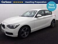 2014 BMW 1 SERIES 118d Sport 5dr