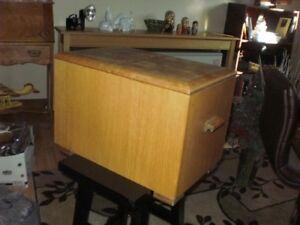 British Made Sewing Box