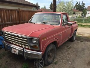 81 ford f100