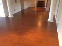 Affordable Laminate Installation ($1.25/Sq.Ft)