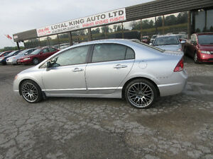 2006 Acura CSX FULLY LOADED CERTIFIED AND E TESTED Sedan