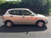 2001 Daihatsu Sirion 1.0L AUTOMATIC LOW TAX and INSURANCE- EXCELLENT CONDITION