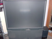 Hitachi Big Screen TV