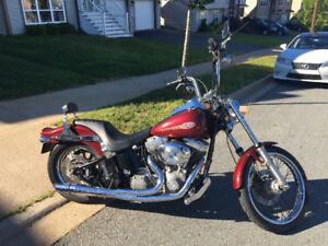 2002 Harley Davidson Softail Standard