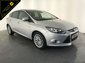 2014 FORD FOCUS ZETEC TDCI DIESEL 5 DOOR HATCHBACK 1 OWNER FROM NEW FINANCE PX