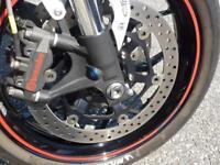 Honda CBR1000RR Fireblade 2012 Model 12028 Miles