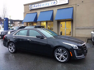 2014 Cadillac CTS Vsport RWD Sedan