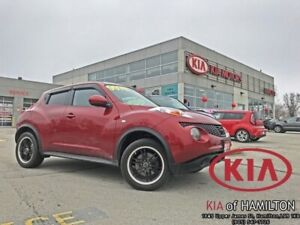 2013 Nissan Juke 1.6 SV | Manual | FWD | No Accidents