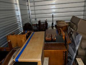 Salvaged Furniture Sale